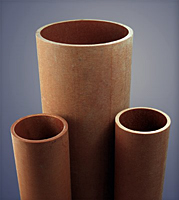 Canvas-phenolic-tube